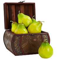 nearly natural 6 pc Pear Set