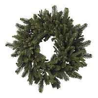 nearly natural 30-in. Pine & Pinecone Wreath