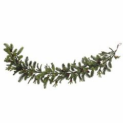 nearly natural 60-in. Pine & Pinecone Garland
