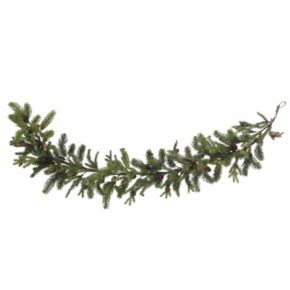 nearly natural 60-in. Pine and Pinecone Garland