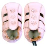 Tommy Tickle Floral Sandals - Baby