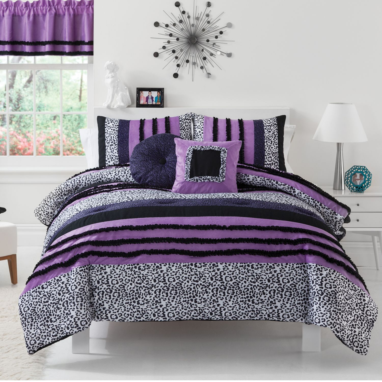 Purple Girls Comforter Set Kohls