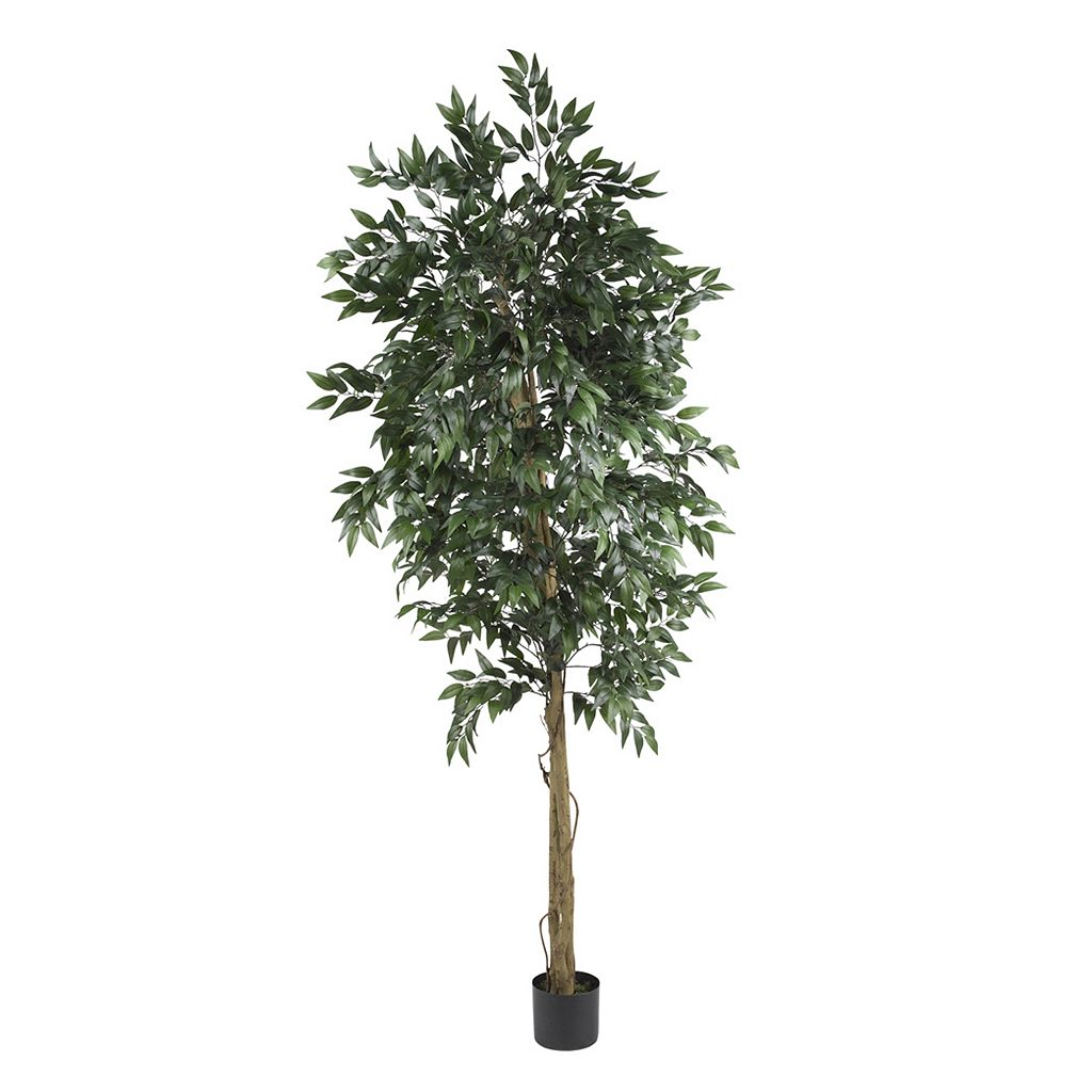 nearly natural 6-ft. Smilax tree