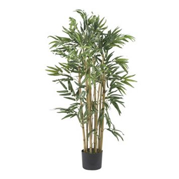 nearly natural 3-ft. Silk Multi Bambusa Bamboo Tree