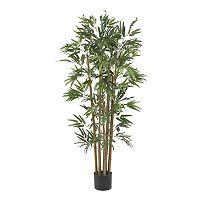 nearly natural 4-ft. Silk Multi Bambusa Bamboo Tree