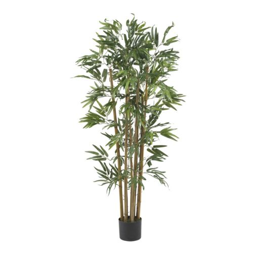 nearly natural 4-ft. Silk Multi Bambusa Bamboo Tree