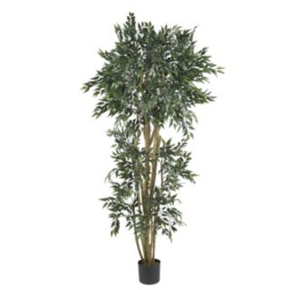 nearly natural 6-ft. Silk Green Ash Tree