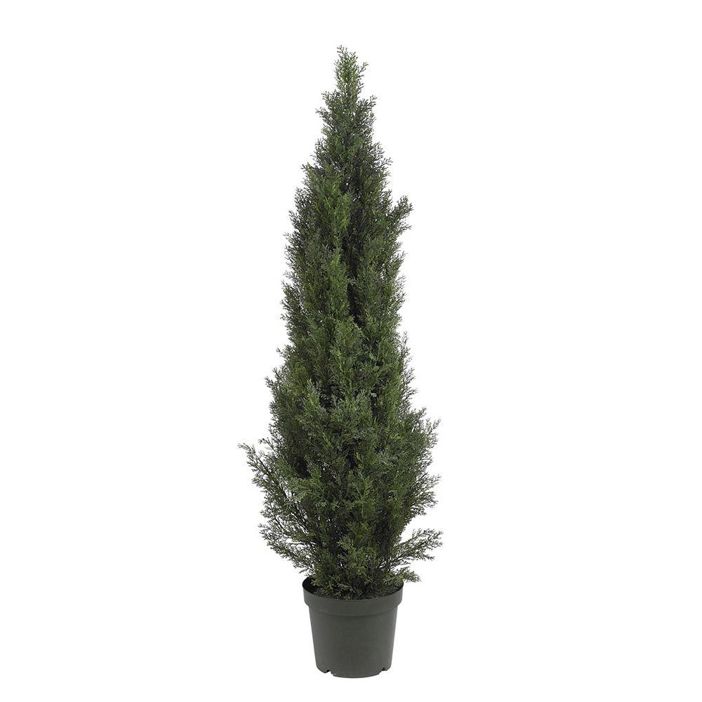 nearly natural 5-ft. Cedar Pine Tree - Indoor & Outdoor