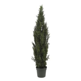 nearly natural 6-ft. Cedar Pine Tree - Indoor and Outdoor