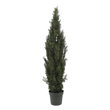 nearly natural 6-ft. Cedar Pine Tree - Indoor & Outdoor