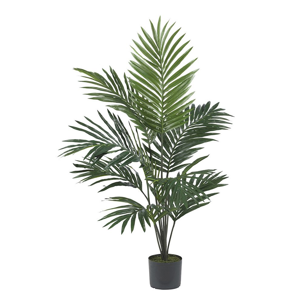 nearly natural 5-ft. Silk Kentia Palm Tree
