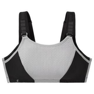 Glamorise Bra: Double Layer Custom Control High-Impact Sports Bra 1166