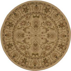 Momeni Royal Floral Rug - 7'10'' Round