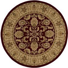 Momeni Royal Floral Rug - 7'10' Round