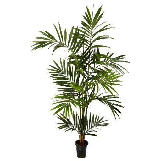 nearly natural 6-ft. Silk Kenitia Palm Tree