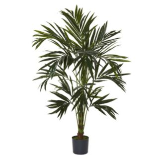 nearly natural Silk 6-ft. Kentia Tree
