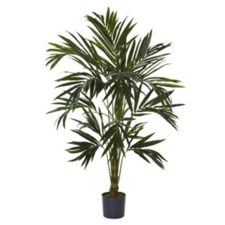 nearly natural Silk 6-ft. Kentia Tree