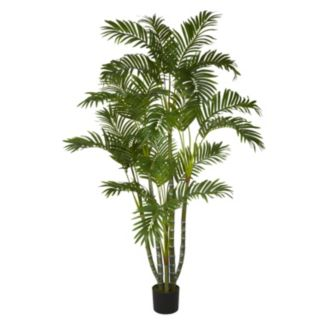 nearly natural Silk 5-ft. Areca Tree