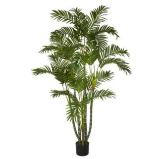 nearly natural Silk 5-ft. Areca Tree