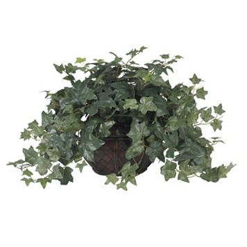 nearly natural Silk Puff Ivy Plant