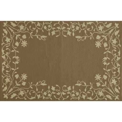 Momeni Veranda Floral Scroll Indoor Outdoor Rug - 3'9'' x 5'9''