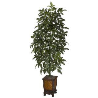 nearly natural Silk Bracken Fern Plant