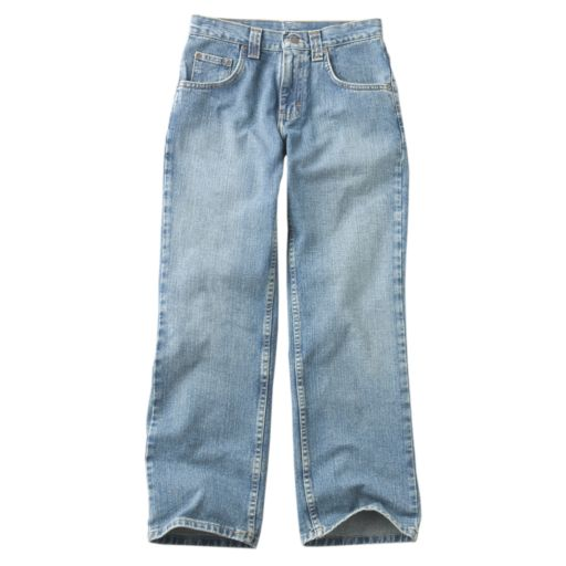 Boys 8-20 Lee Relaxed Fit Jeans Husky