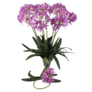 nearly natural 12-pc. Silk African Lily Stem Set