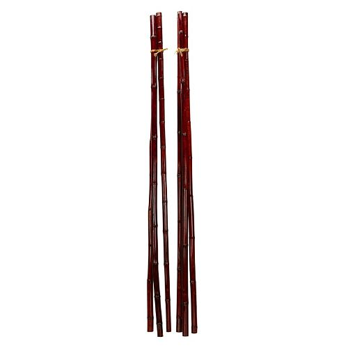 nearly natural 6-pc. Artificial Bamboo Pole Set