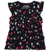 OshKosh B'gosh Ruffled Star Top - Toddler
