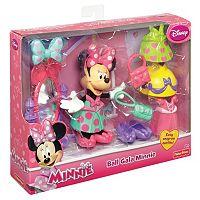 Disney's Minnie Mouse Ball Gala Minnie by Fisher-Price
