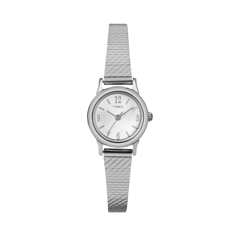 Womens Watches Silver Tone Silver Tone Mesh Watch