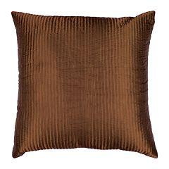 Decor 140 Erin Bordered Decorative Pillow - 20' x 20'