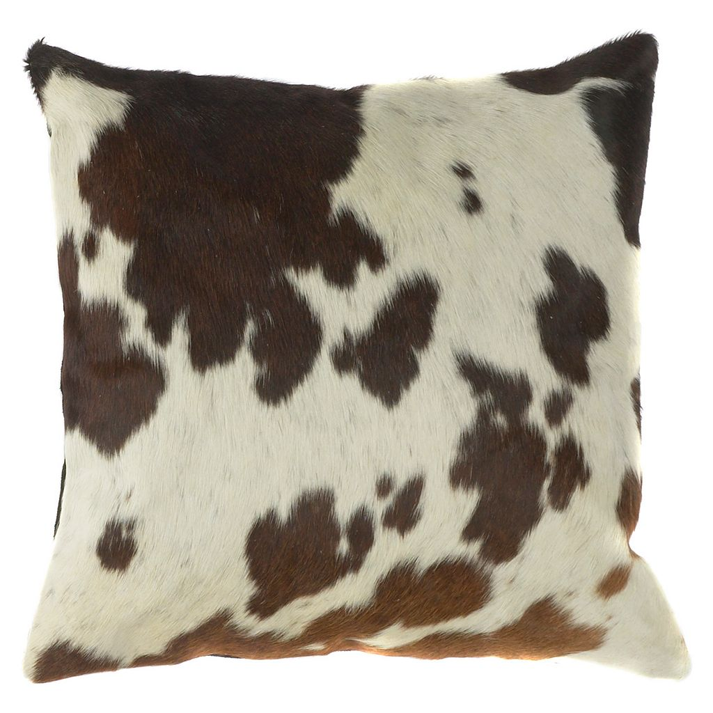 Decor 140 Garland Leather Decorative Pillow