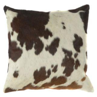 Decor 140 Garland Leather Decorative Pillow