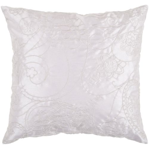 Decor 140 Gordola Embroidered Floral Decorative Pillow