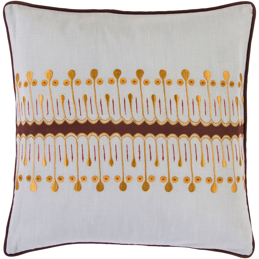 Decor 140 Greenfield Abstract Decorative Pillow