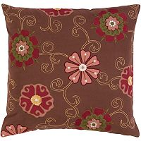 Decor 140 Harriman Flower Decorative Pillow