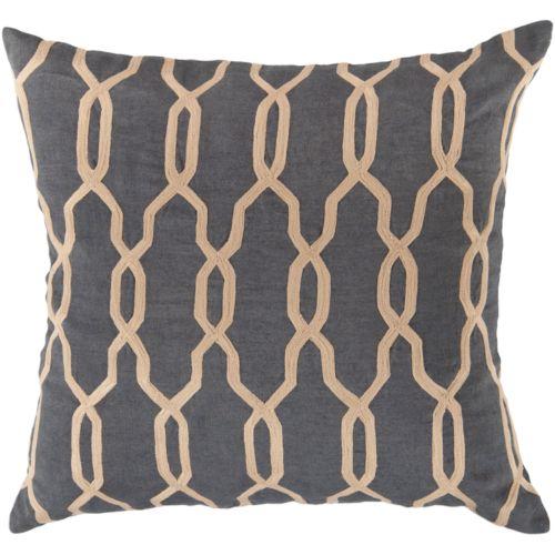 "Decor 140 Hermance Decorative Pillow – 18"" x 18"""
