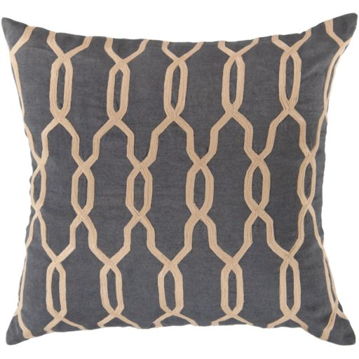 Decor 140 Hermance Decorative Pillow - 18'' x 18''
