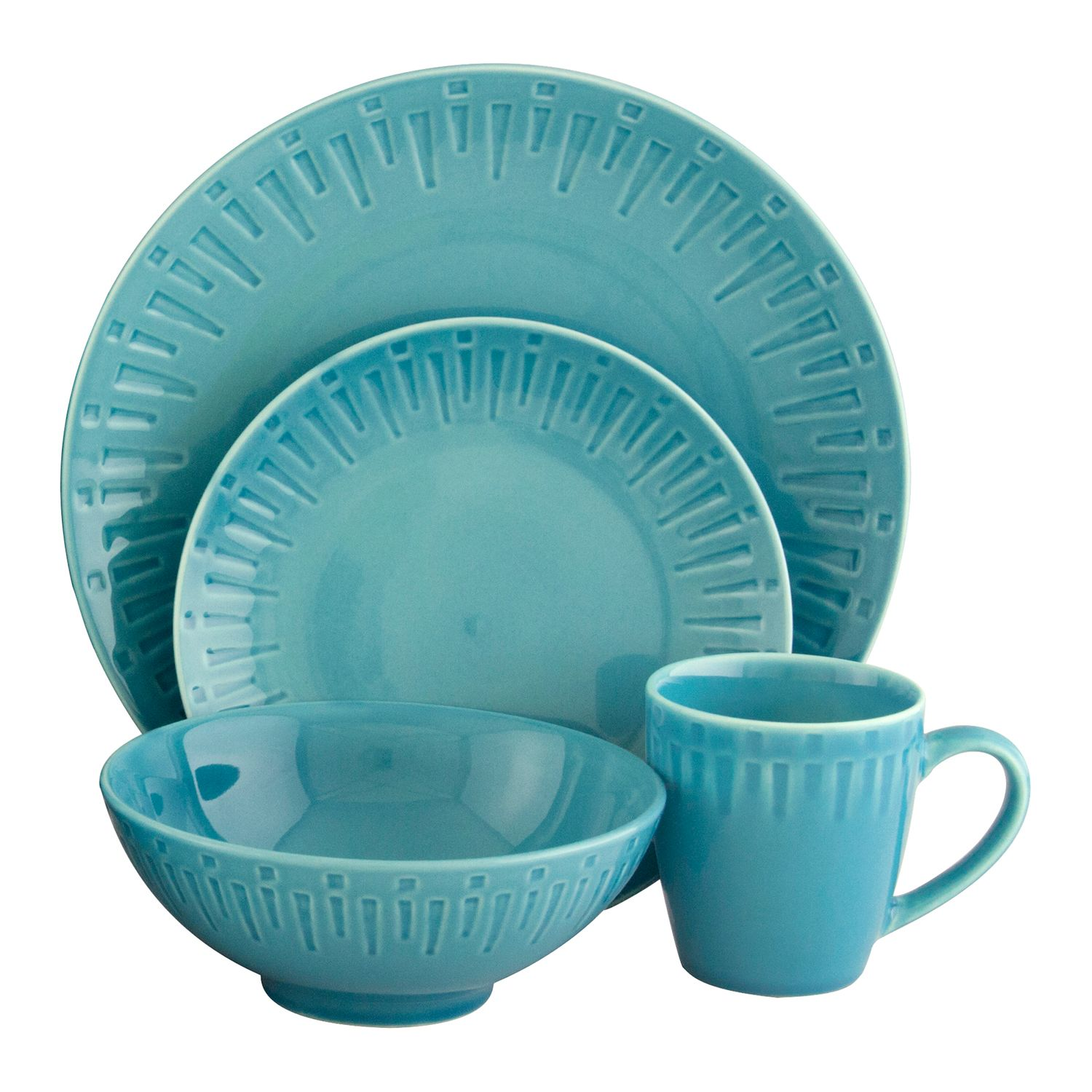 Sango Contempo 16-pc. Dinnerware Set  sc 1 st  Kohlu0027s & Sango Contempo 16-pc. Dinnerware Set | Kohls
