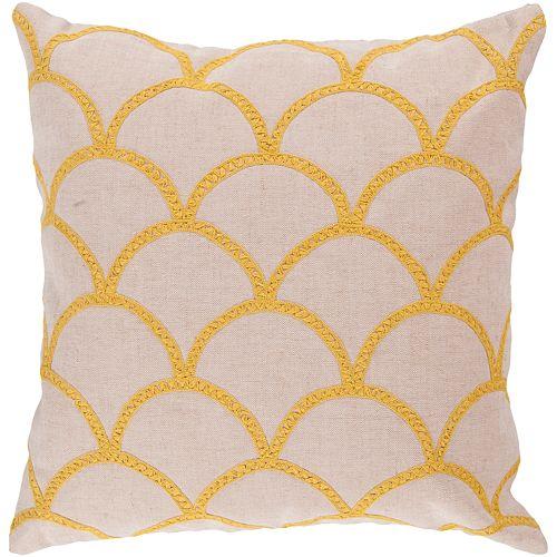 Artisan Weaver Horgen Decorative Pillow - 18'' x 18''