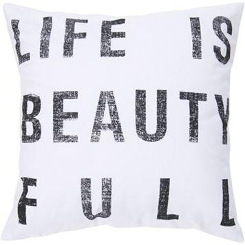Decor 140 Johnson Decorative Pillow - 18'' x 18''