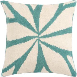 Artisan Weaver Lausanne Bright Decorative Pillow - 22'' x 22''