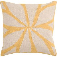 Artisan Weaver Lausanne Bright Decorative Pillow - 22'' x 22''