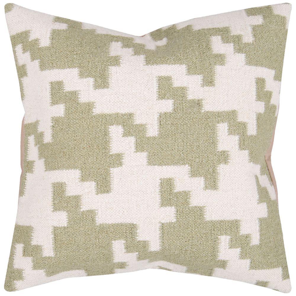 "Artisan Weaver Losone Decorative Pillow - 20"" x 20"""