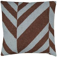 Artisan Weaver Lyss Decorative Pillow - 18'' x 18''