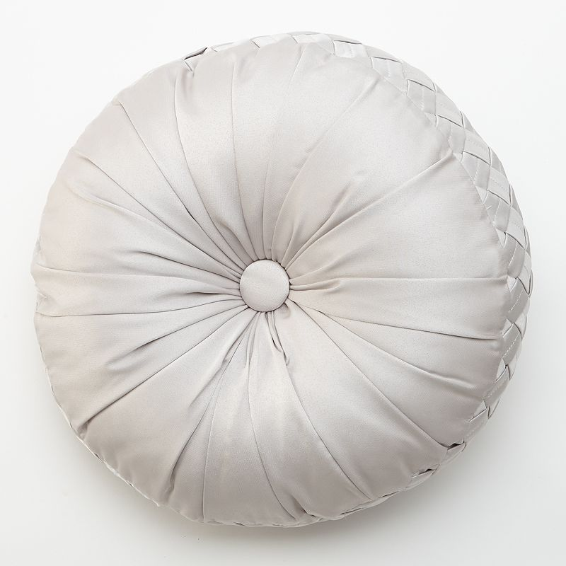 Tufted Round Decorative Pillow : Tufted Pillow Bed Kohl s