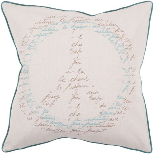 "Decor 140 Niedersimmental Decorative Pillow – 22"" x 22"""