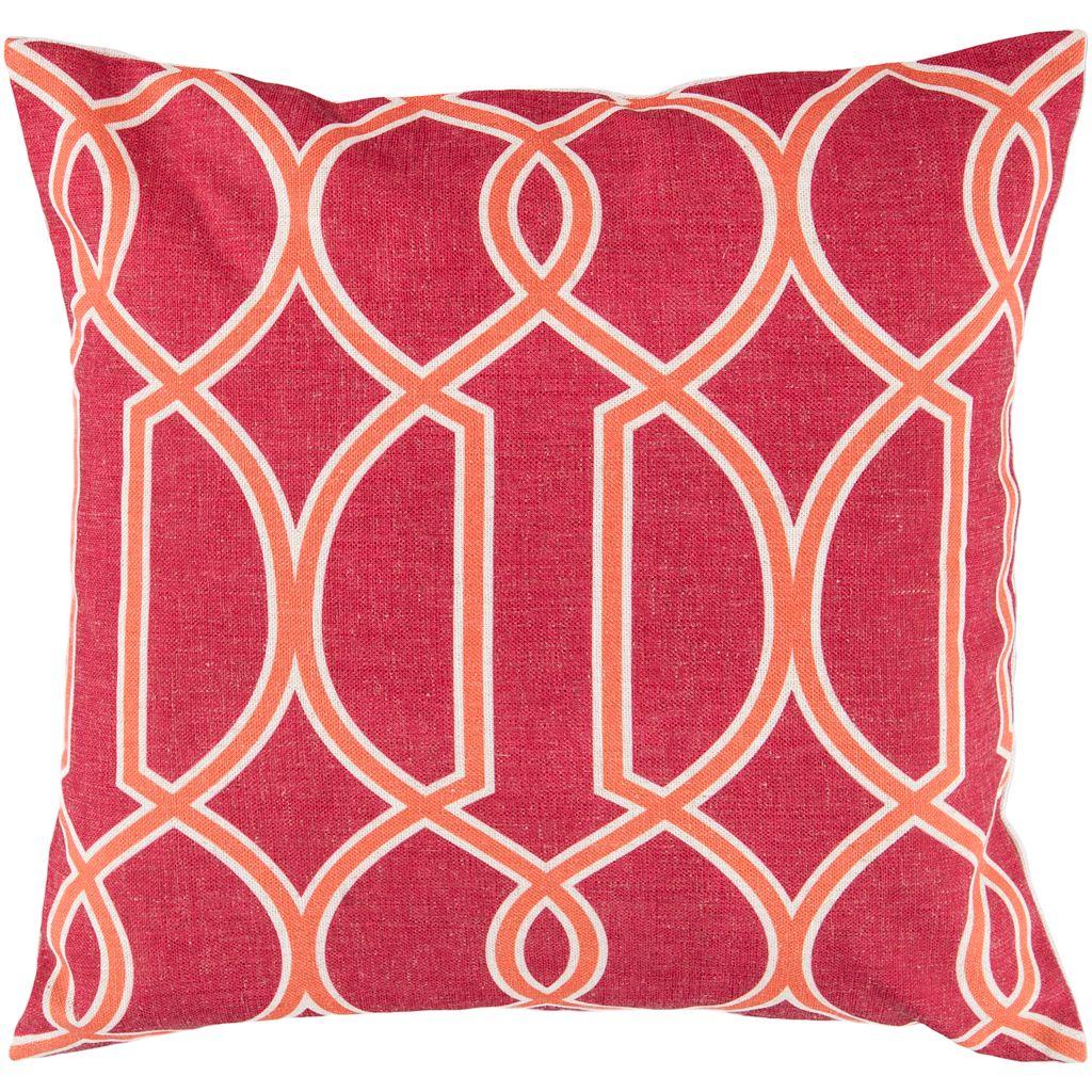 Artisan Weaver Onex Decorative Pillow - 22'' x 22''